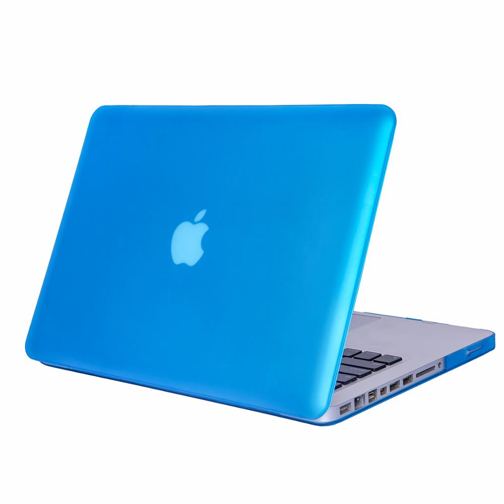 for Apple MacBook Pro 13 2015 Beautiful Frosted Matte Plastic laptop Case ,17 hard case for macbook pro