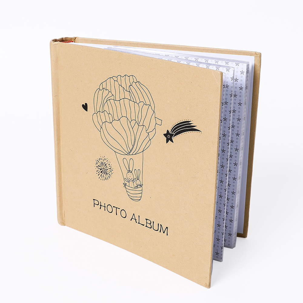 Photo Album diy customize leather or paper photo booth album
