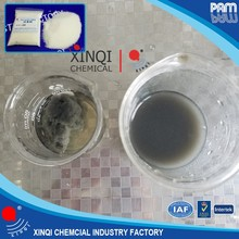 polyacrylamide pam chemicals for industrial production