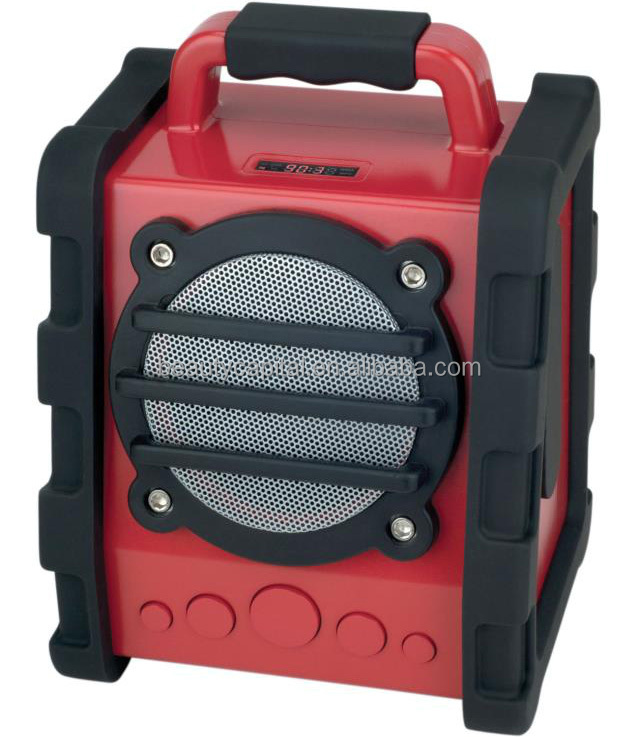 Construction site Jobsite FM Radio rechargeable battery BC-2902FM
