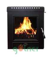 SI-13 insert wood stove/wood burning stove/cast iron fireplace