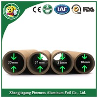 FDA Certificate Fireproof Heat Insulation Household Aluminium Foil Roll/Tape
