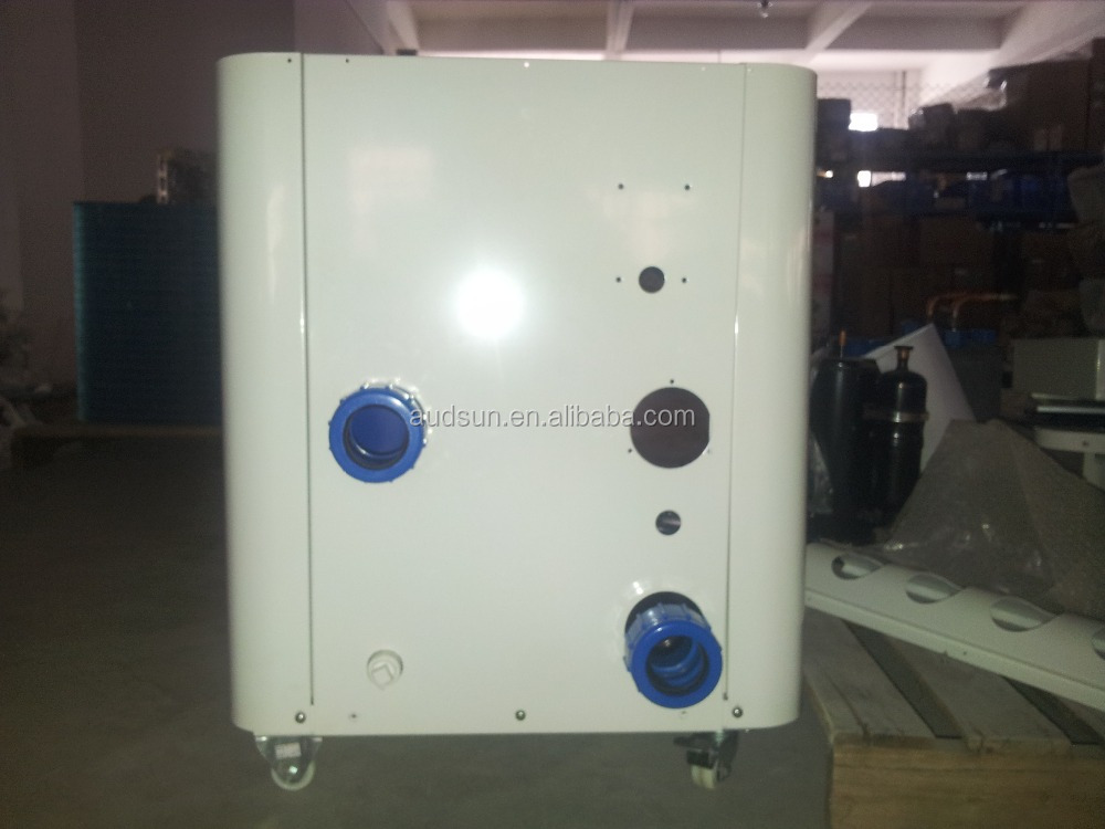 Swimming Pool Water Chillers : Portable swimming pool heat pump ice bath recovery cooling