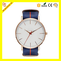 2016 mens watches wholesale NATO simple D-W watch nylon strap