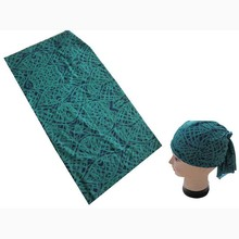 Snood bandana Neck Warmer head wear Face Mask multi scarf