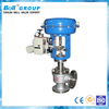 High quality remote pneumatic proportional control valve