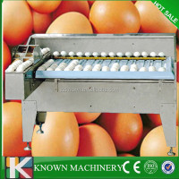 High precision 7 grade egg classification machine,automatic egg grading machine