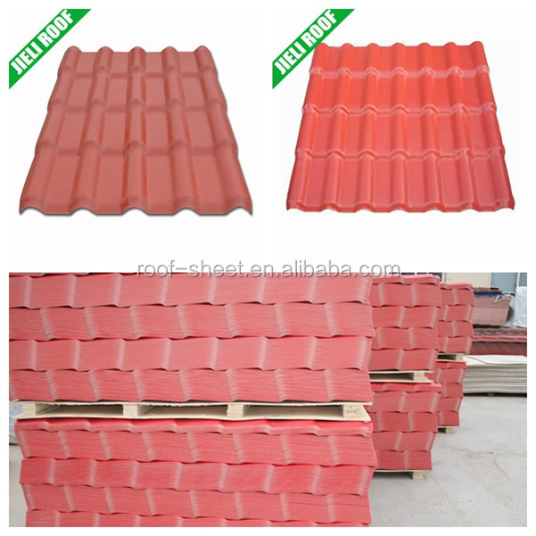 spanish/bamboo/royal style 720 roofng tile