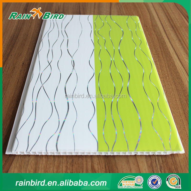 Good Quality factory decorative PVC ceiling panel