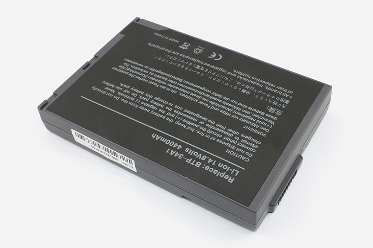 wholesale Inexpensive Laptop battery for Acer 34A1 260 234 261 280 281 283LC series 4400mah 14.8v