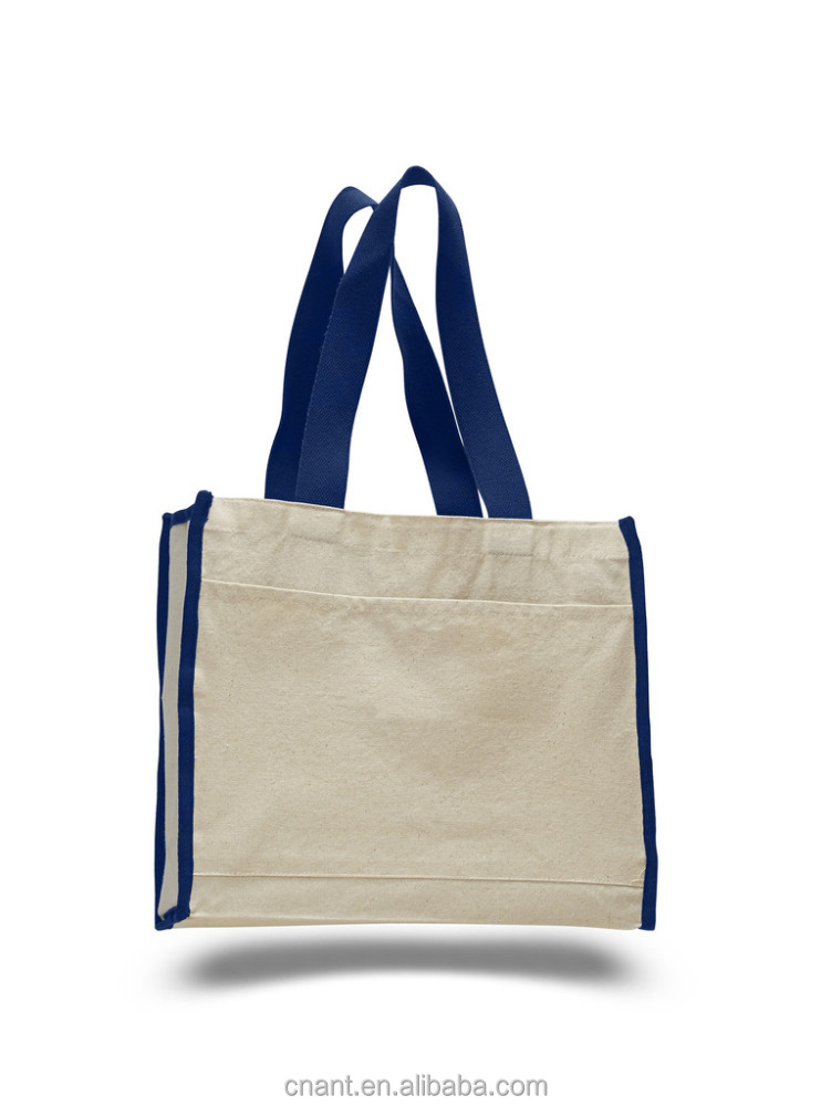 canvas double sided bag