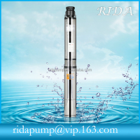 4SKM100 Penis enlargement 1-1.5hp submersible deep well drinking water pump
