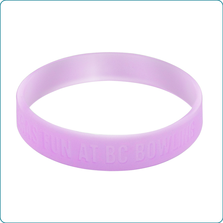 Custom silicon bracelets promotion gifts silicone wristbands