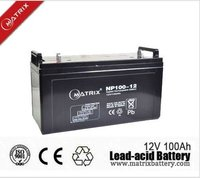 12v 100ah vrla dry rechargeable lead acid battery for inverters