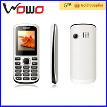 New Slim Mobile Phone with 1.77 inch SC6531DA / RDA88X9CL 32MB+32MB BL-5C Battery G03