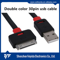 Strong Practicability Host Mode cable for apple/iphone 4s, usb otg cable for Smart Cell Phone