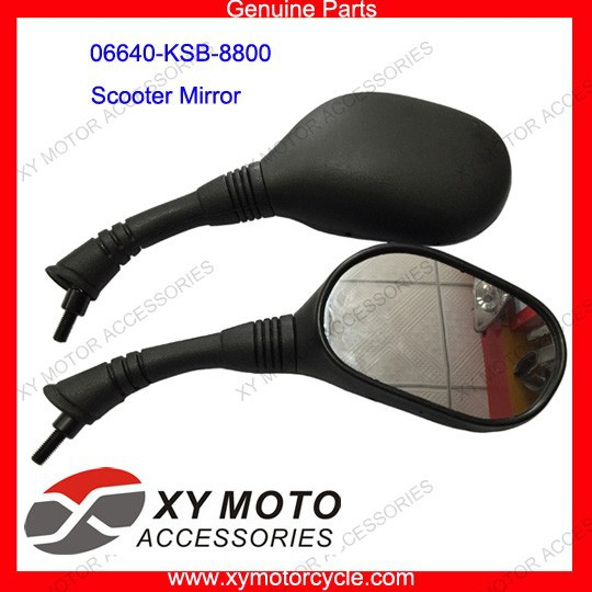 Part No.06640-KSB-8800 Original Mini Motorcycle Mirror Moto Mirror motorcycle mirror extenders