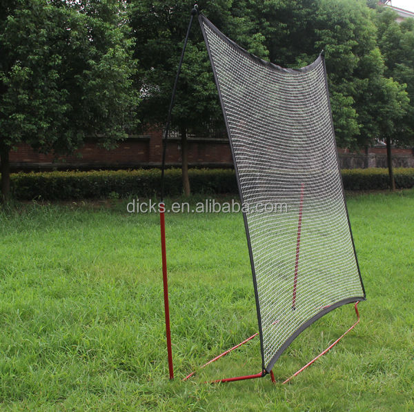 Adjustable football rebounder soccer training equipment