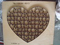 JIgsaw puzzle die cutter Heart 300x260mm-80pcs Standard design