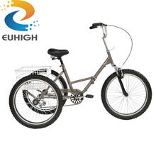 Factory whosale hot selling cabin folding tricycle