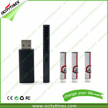 The Latest technology and Newest design Rechargeable Magnetic mini usb charger e cigarette with ce rohs