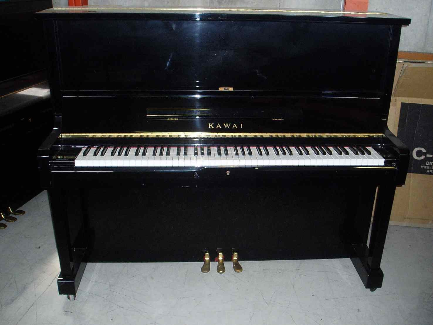 Japanese Used Piano KAWAI Interior uprightpiano KL11KF