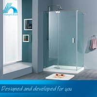 Quick Lead Preferential Price Customized Design Polished Small Dubai Sex Shower Room