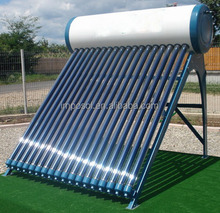 vacuum tube pressurized solar water heater price