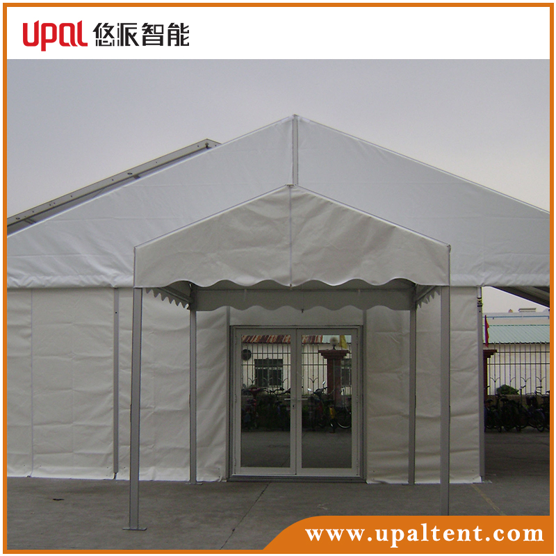 Wholesale outdoor steel frame yurt tent with glass door and floor