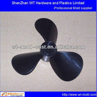 plastic injection large industrial fan blade mould