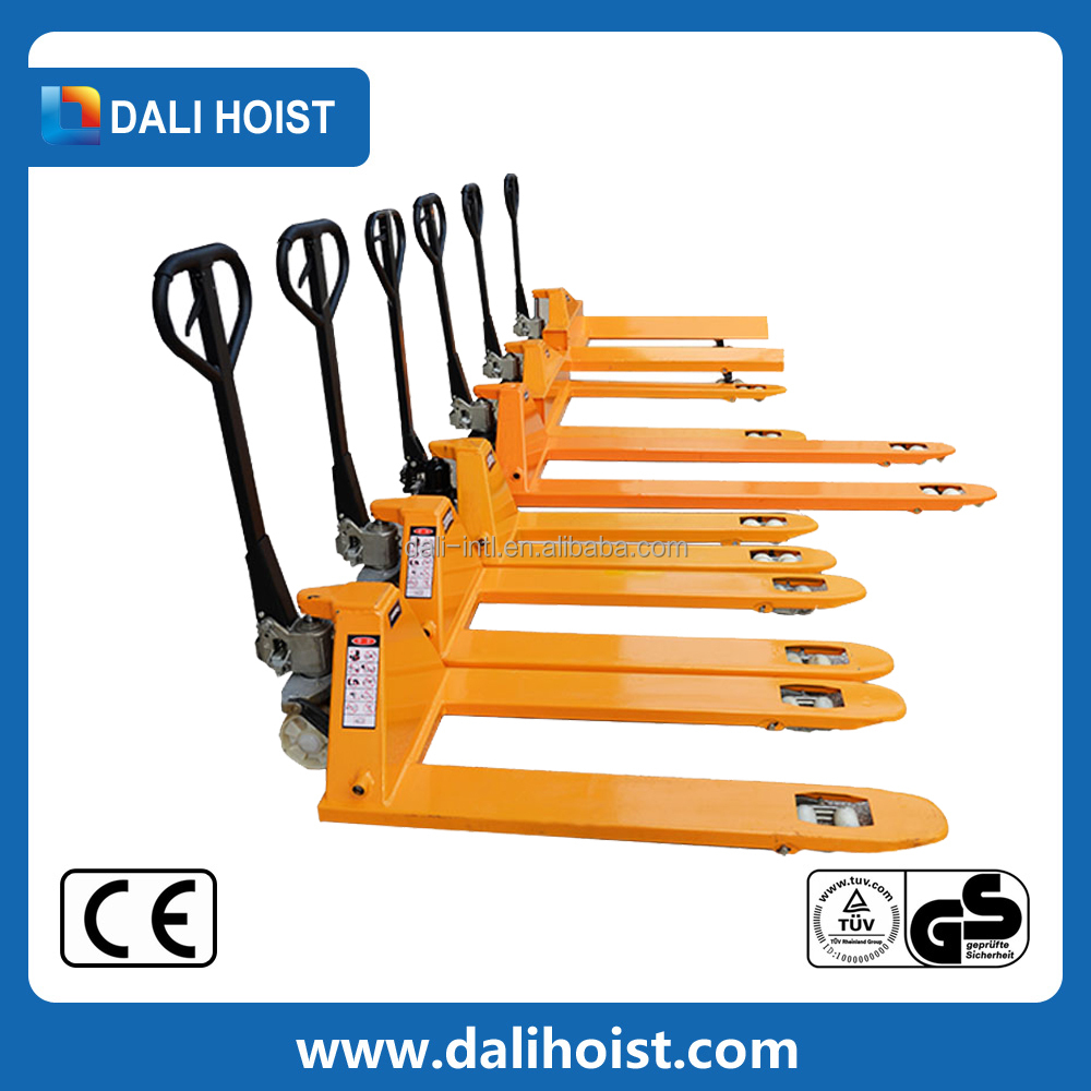 hand pallet truck new condition and hand operation souce 2.0 tons hand pallet truck