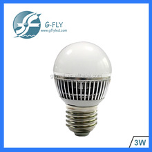 led replacement 20w halogen bulb high lumen 3w led bulb light
