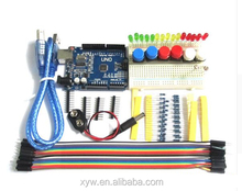 New Starter Kit UNO R3 mini Breadboard LED jumper wire button for Arduino compatible