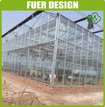 Customized single tunnel green house