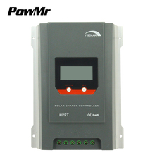 PowMr MPPT 40A Solar Panel Battery Charge Controller 12V/24V Auto Solar regulator with RS485 communication Port MT4010