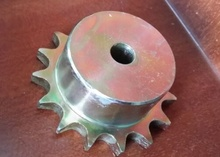 Top sale chain steel metal chain sprocket wheel with factory price