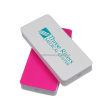 Custom Logo Professional 2 Ways Nail File Buffer Block