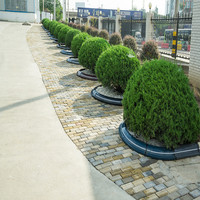 landscape edging garden edging ideas, save labor and no need construction materials