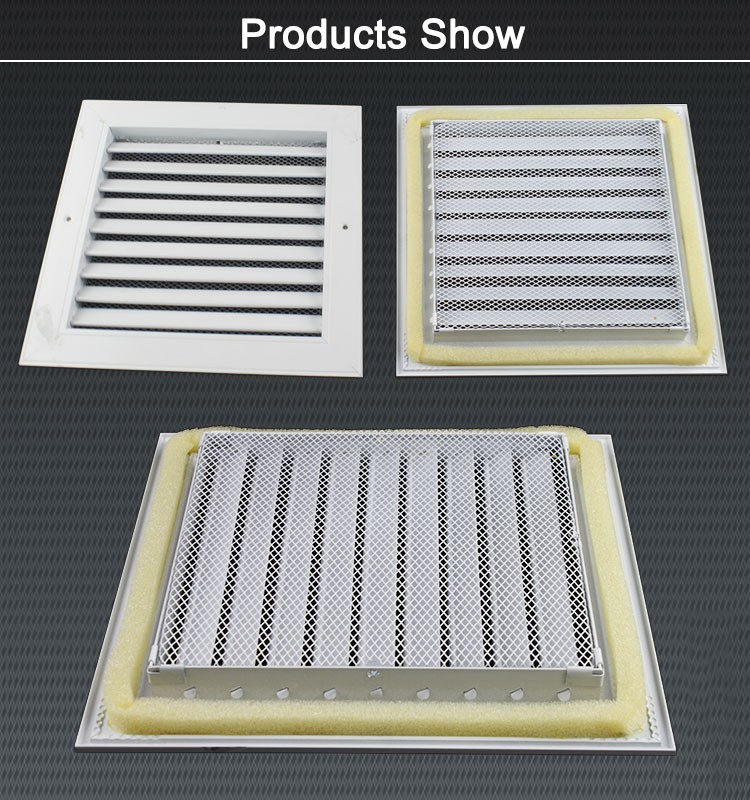 Air grilles catalogue