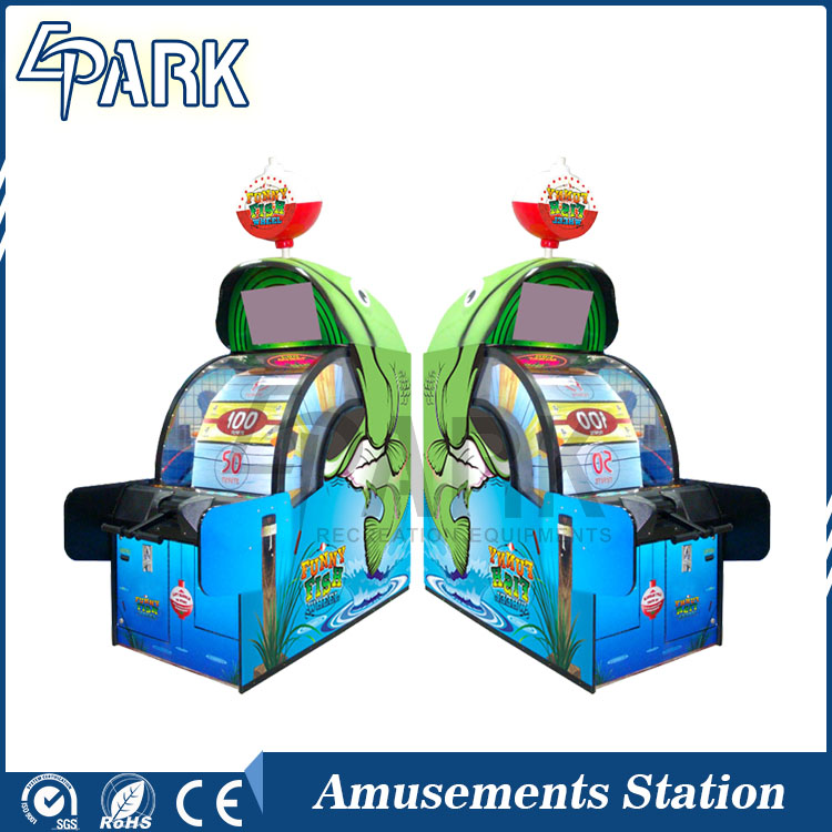 Fish Wheel game machine lottery game ticket redemption game machine