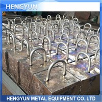 Lead weight lead ingots for sale