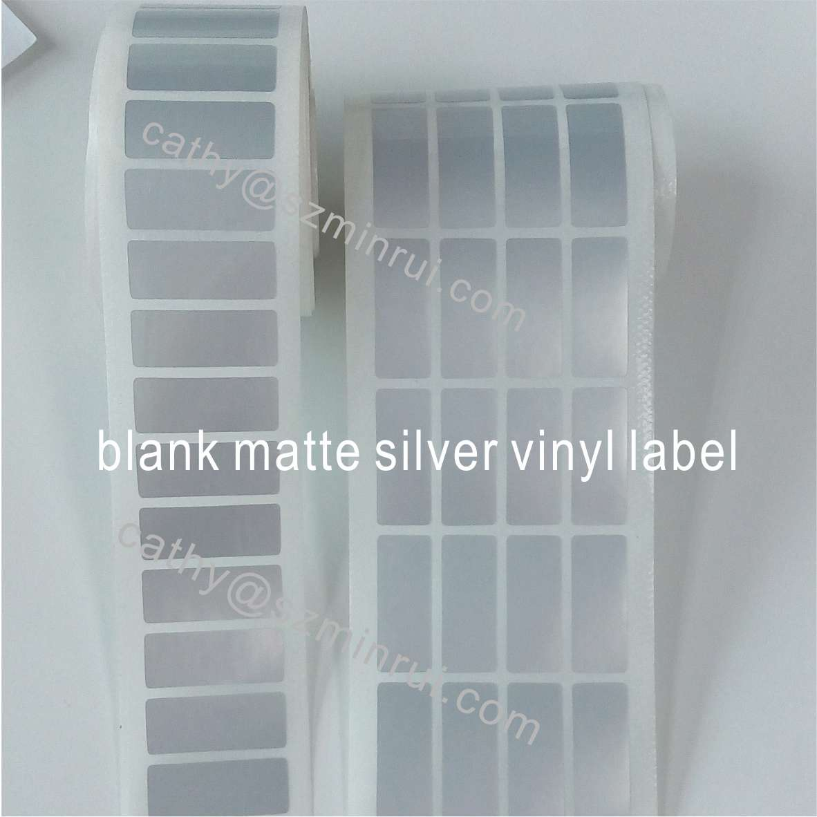 China manufacture self adhesive sticker labels on a roll free design,Self Adhesive vinyl Printable numbered blank labels in roll