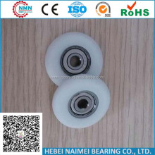 performance widely used 626zz bearing plastic shower door roller wheel