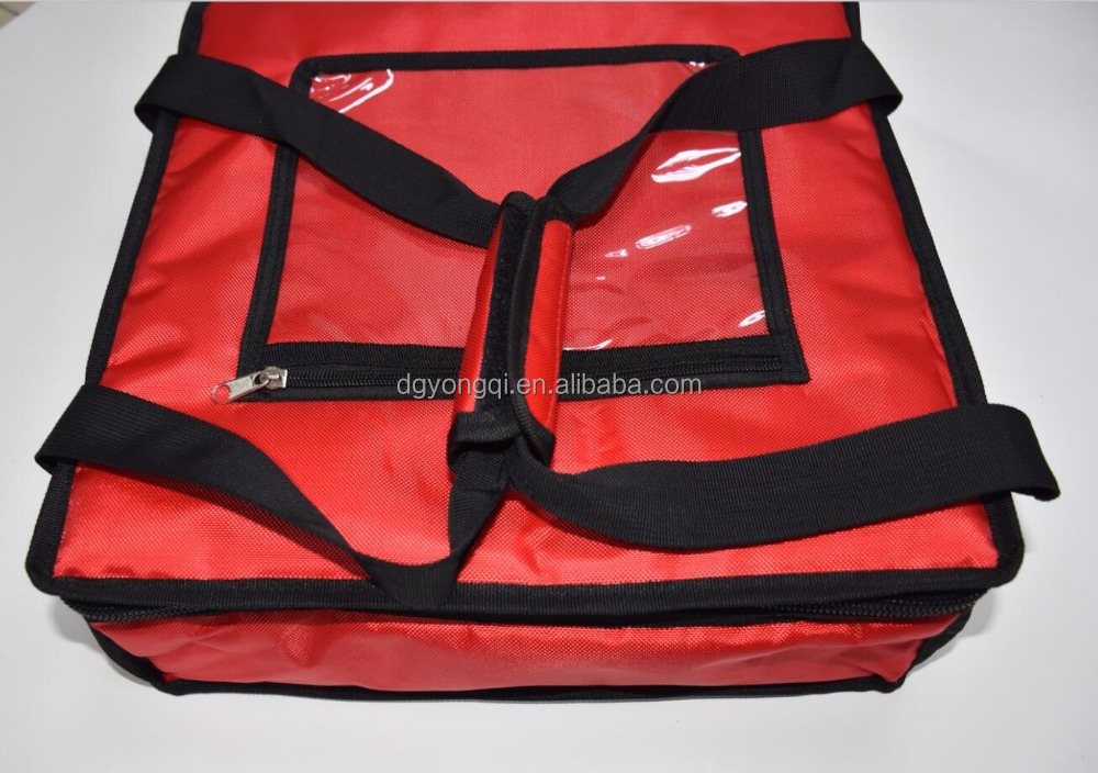 Commercial Insulated Professional Delivery Bag, Pizza Delivery Bag
