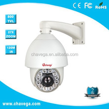 Made in China high quality auto tracking ptz ip camer ir dome camera