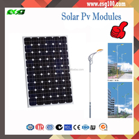 120W mono solar panel,36cells PV photovotaic Solar Module
