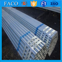 China supplier erw schedule 40 galvanized steel pipe for water api 5ct t95 casing steel pipe china supplier
