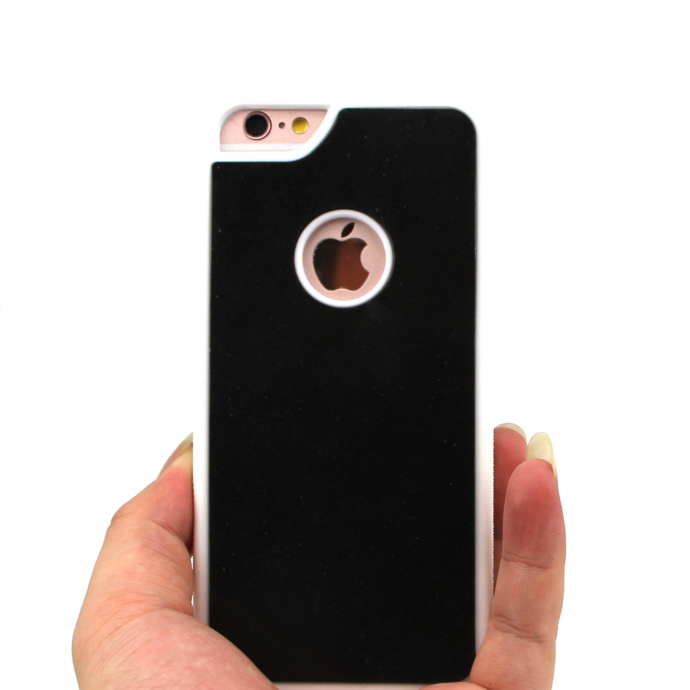 Anti gravity case with Washable Sticky Nano Suction for iPhone 7 Self Sticky back cover