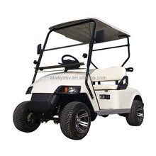 2 seater electric golf cart AW2024K for Promotion