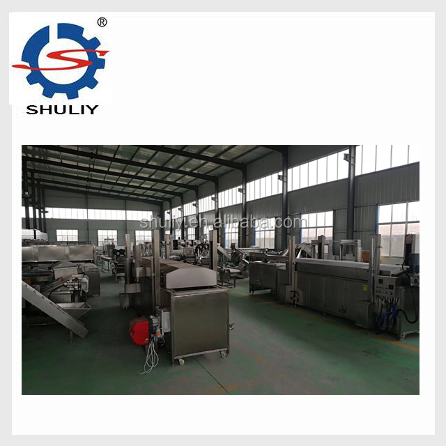 potato chips making machine automatic fryer filter machine on sale